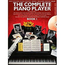 Music Sales The Complete Piano Player - Book 1 Book/CD