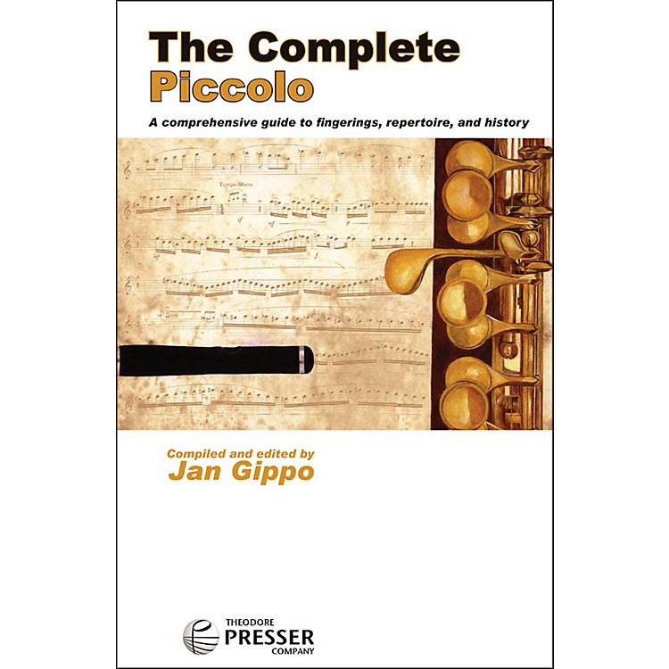 Carl Fischer The Complete Piccolo Book