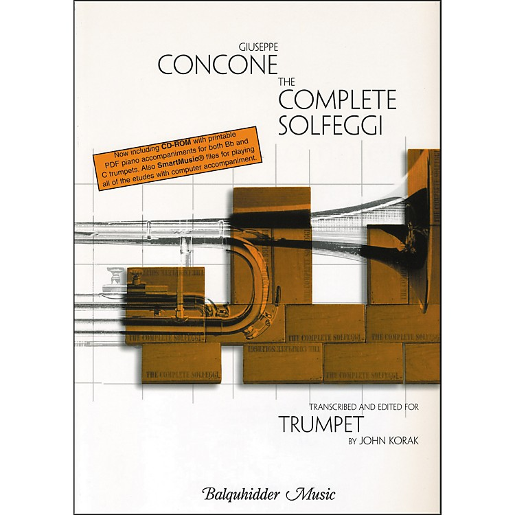 Carl FischerThe Complete Solfeggi CD (CD)