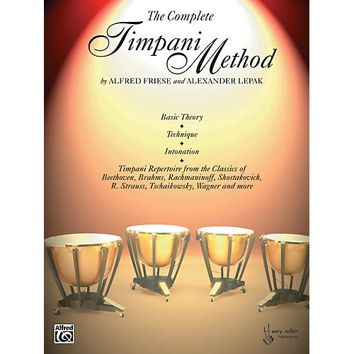 Alfred The Complete Timpani Method