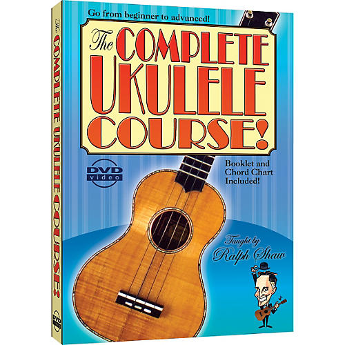 eMedia The Complete Ukulele Course DVD