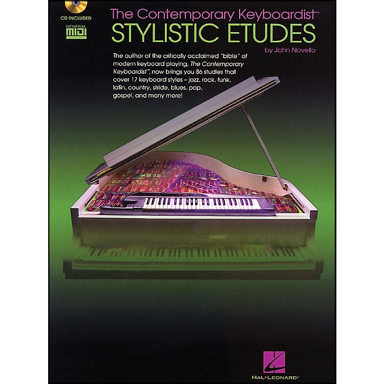 Hal Leonard The Contemporary Keyboardist - Stylistic Etudes