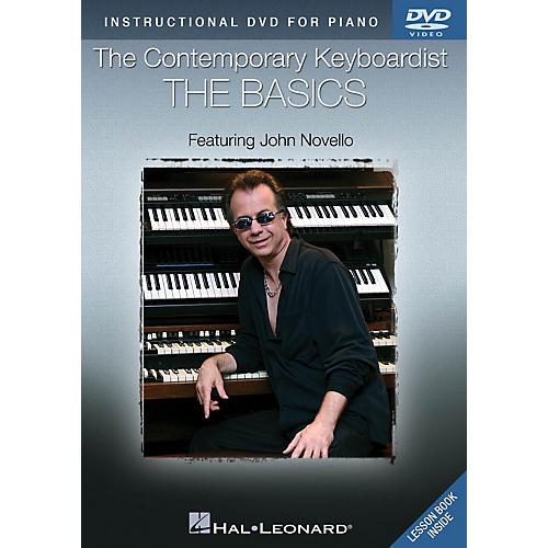 Hal Leonard The Contemporary Keyboardist - The Basics DVD Series DVD Written by John Novello-thumbnail