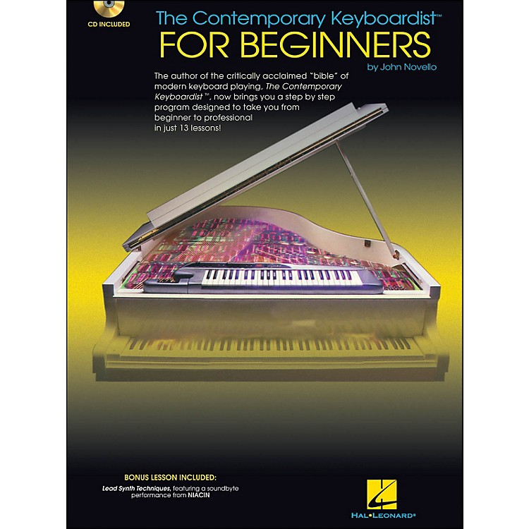 Hal LeonardThe Contemporary Keyboardist for Beginners Book/CD