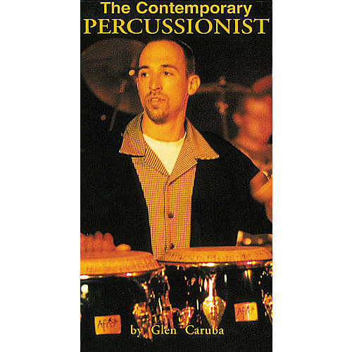 Centerstream Publishing The Contemporary Percussionist (VHS)
