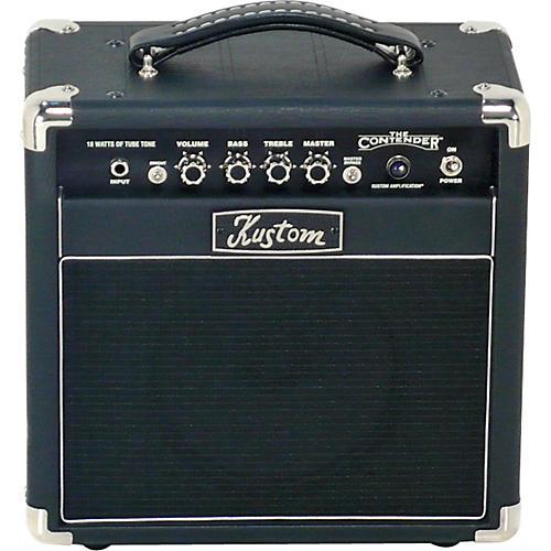Kustom The Contender 18W 1x8 Hybrid Guitar Combo Amp