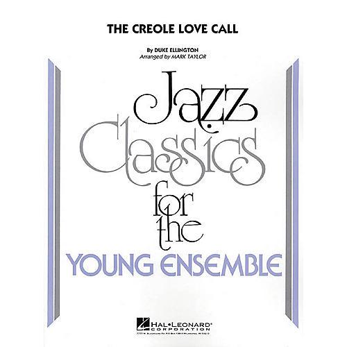 Hal Leonard The Creole Love Call Jazz Band Level 3 Arranged by Mark Taylor-thumbnail