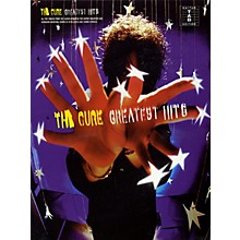 Hal Leonard The Cure - Greatest Hits (Guitar Tab) Guitar Recorded Version Series Performed by The Cure