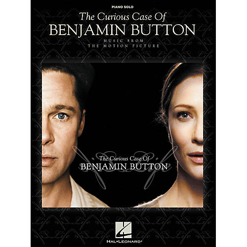 Hal Leonard The Curious Case Of Benjamin Button arranged for piano solo