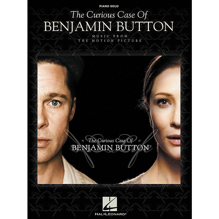 Hal LeonardThe Curious Case Of Benjamin Button arranged for piano solo