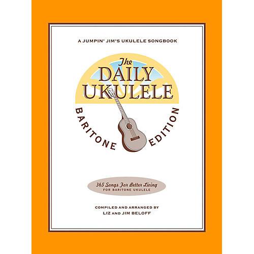 Hal Leonard The Daily Ukulele - Baritone Edition-thumbnail