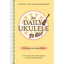 Hal Leonard The Daily Ukulele - To Go!