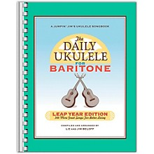 Hal Leonard The Daily Ukulele: Leap Year Edition for Baritone