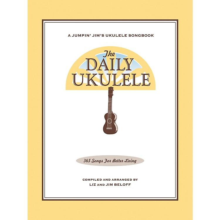 Hal LeonardThe Daily Ukulele Songbook (Fakebook)