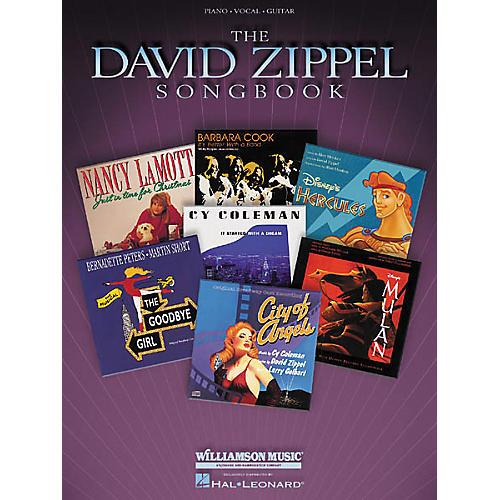 Hal Leonard The David Zippel Songbook-thumbnail