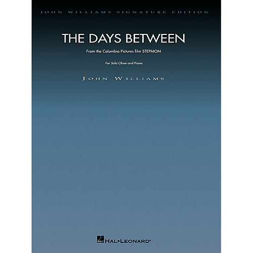 Hal Leonard The Days Between John Williams Signature Edition - Woodwinds Series by John Williams-thumbnail
