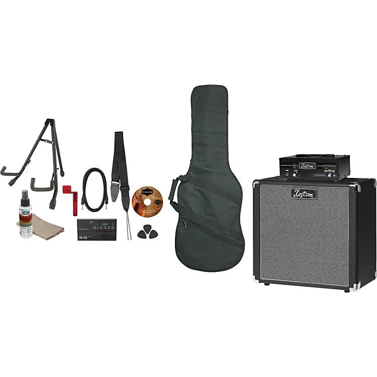 KustomThe Defender Guitar Amp Pack