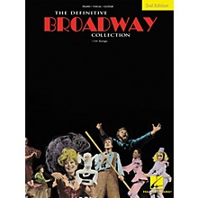 Hal Leonard The Definitive Broadway Collection Songbook - Second Edition (Piano, Vocal, Guitar)