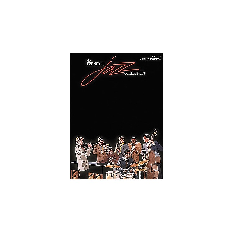 Hal Leonard The Definitive Jazz Collection for Trumpet Book