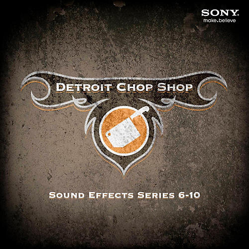 Sony The Detroit Chop Shop Series 6-10 Software Download