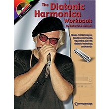 Centerstream Publishing The Diatonic Harmonica Workbook Harmonica Series Softcover with CD