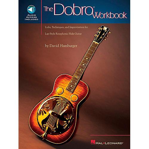 Hal Leonard The Dobro (Workbook/CD)-thumbnail