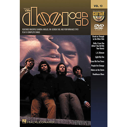 Hal Leonard The Doors - Guitar Play-Along DVD Volume 13