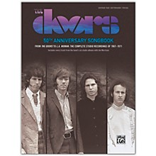 Alfred The Doors: 50th Anniversary Songbook Guitar Songbook Edition (Hardcover)