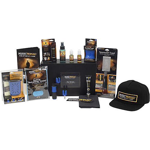 Music Nomad The Dream Guitar Care Package - 13 Piece Limited Edition-thumbnail