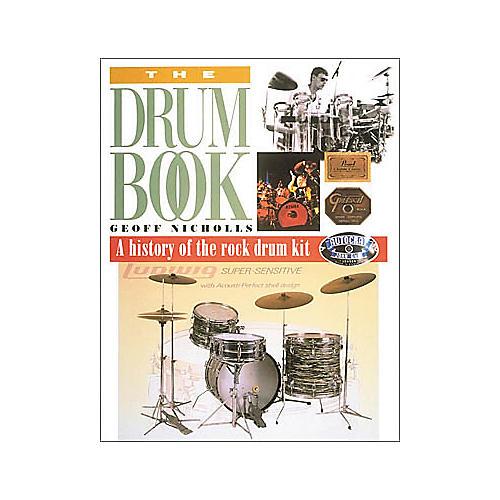 Hal Leonard The Drum Book
