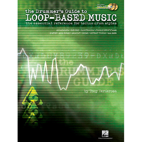Hal Leonard The Drummer's Guide to Loop-Based Music Reference Series Softcover with CD-thumbnail