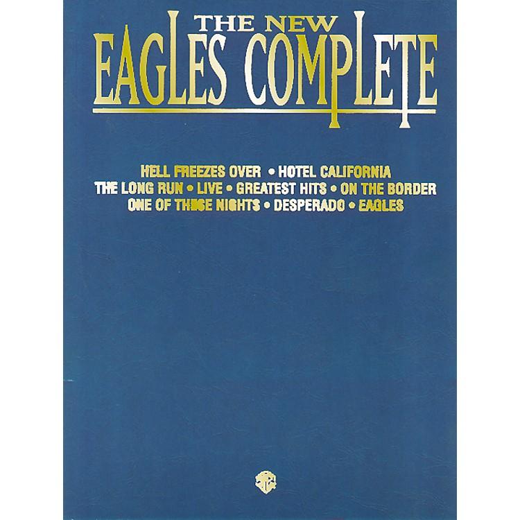 Hal LeonardThe Eagles Complete Piano/Vocal/Chords