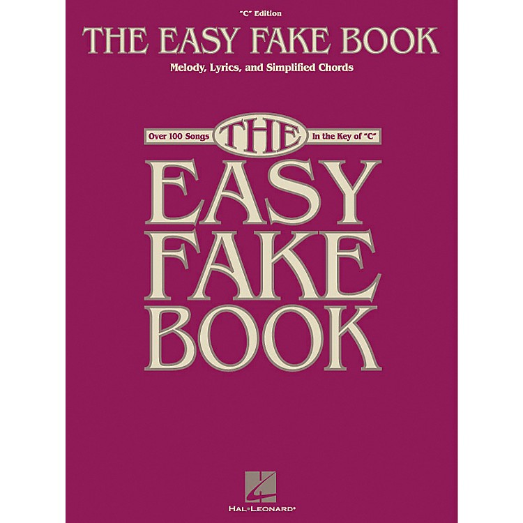 Hal LeonardThe Easy Fake Book