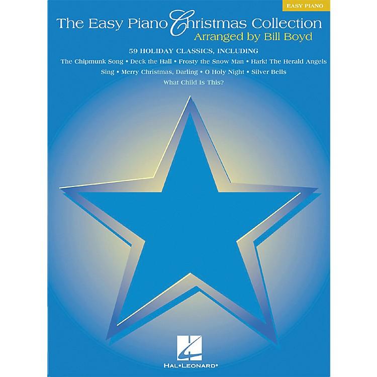Hal LeonardThe Easy Piano Christmas Collection