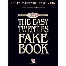 Hal Leonard The Easy Twenties Fake Book - 100 Songs In The Key Of C