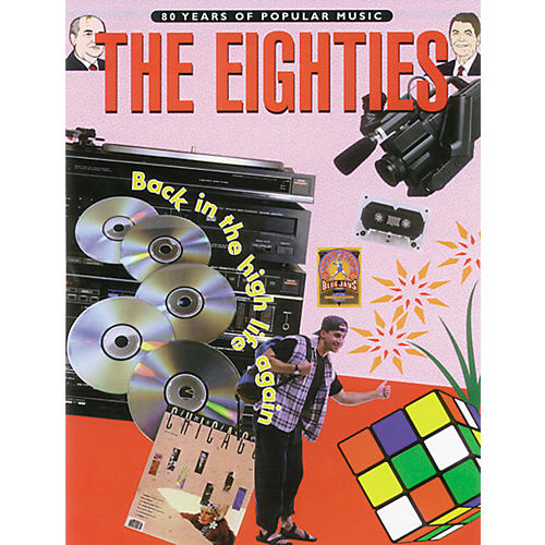 Alfred The Eighties Book