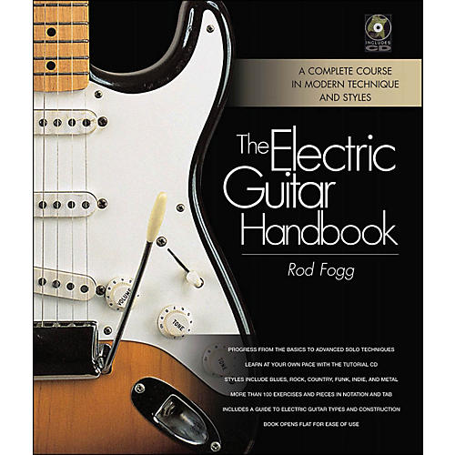 Backbeat Books The Electric Guitar Handbook