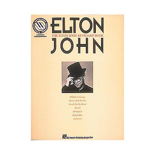 Hal Leonard The Elton John Keyboard Songbook