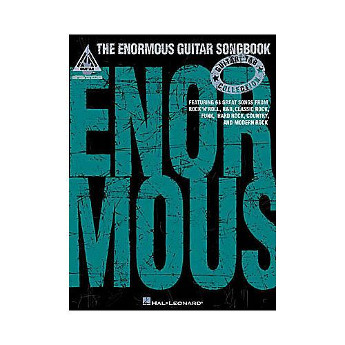 Hal Leonard The Enormous Guitar Songbook