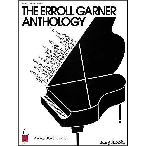 Cherry Lane The Erroll Garner Anthology Piano Book-thumbnail