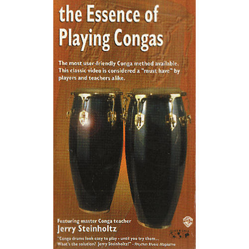 Alfred The Essence of Playing Congas Video-thumbnail