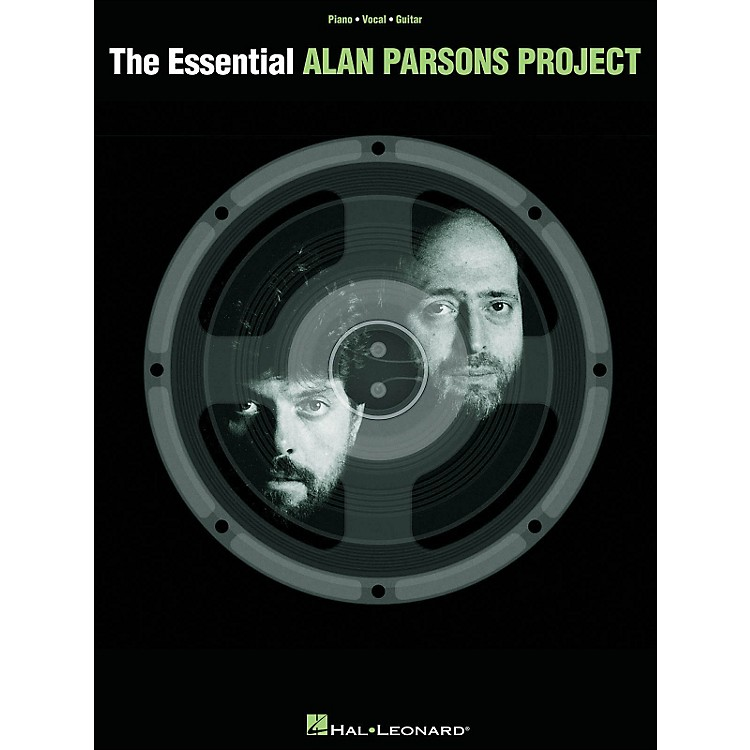 Hal Leonard The Essential Alan Parsons Project arranged for piano, vocal, and guitar (P/V/G)