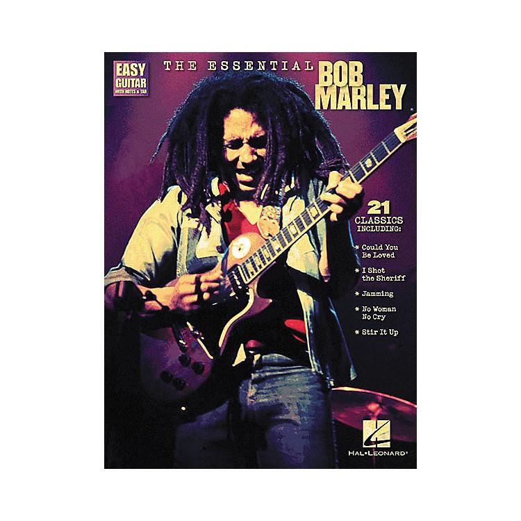 Hal LeonardThe Essential Bob Marley Easy Guitar Tab Songbook