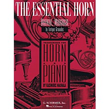 G. Schirmer The Essential Horn Brass Solo Series Composed by Enrique Granados Edited by K Machala