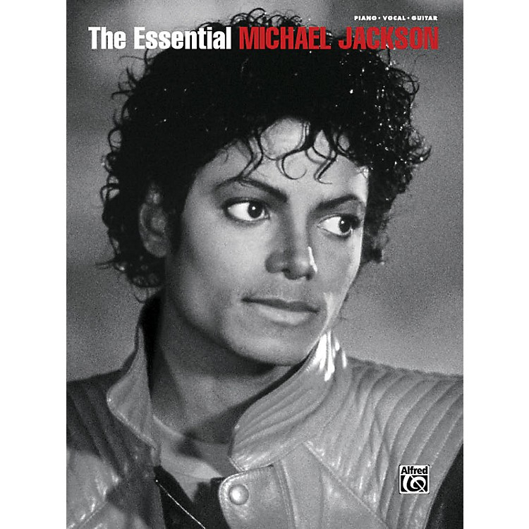Alfred The Essential Michael Jackson (Music Book)