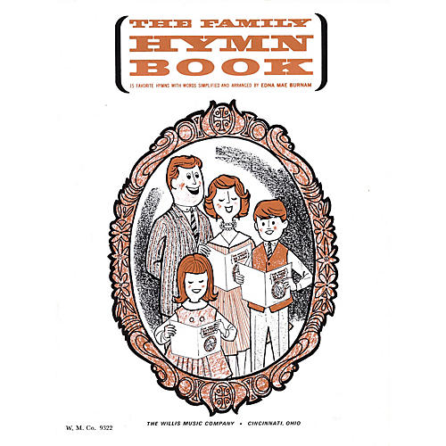 Willis Music The Family Hymn Book (Early Inter Level) Willis Series by Various-thumbnail