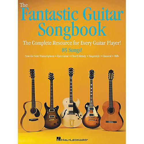 Hal Leonard The Fantastic Guitar Songbook