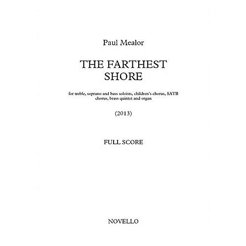 Music Sales The Farthest Shore (SATB with Piano Reduction) SATB Composed by Paul Mealor-thumbnail