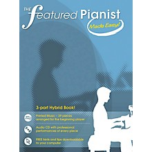 Boston Music The Featured Pianist Made Easy Music Sales America Series Softcover with CD Written by Various