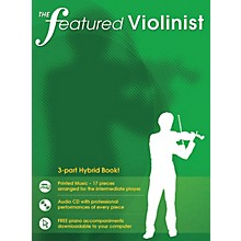 Music Sales The Featured Violinist Music Sales America Series Softcover with CD